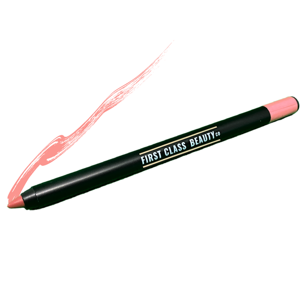 diana light pink lip pencil by first class beauty co