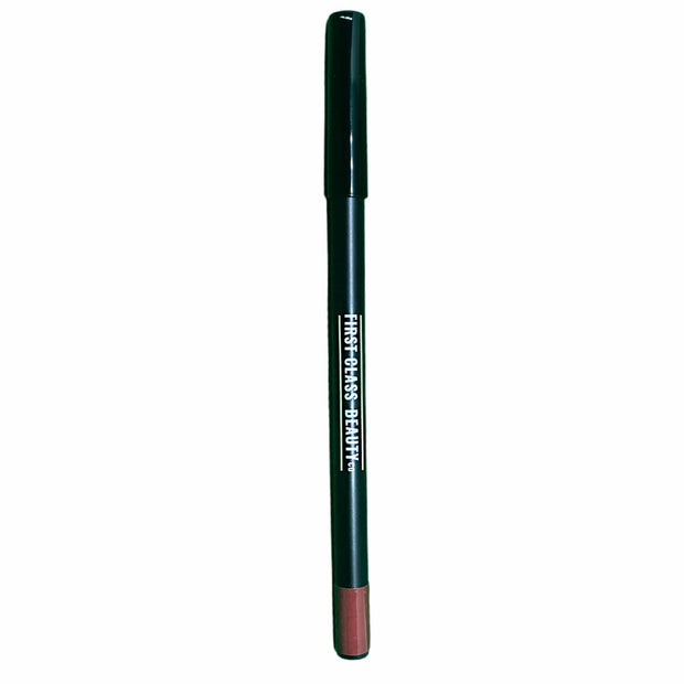 Elizabeth First Class Liner First Class Beauty Co Deep, Dark Red lip liner