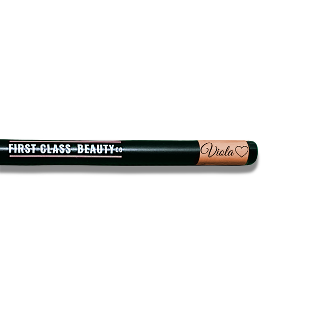 nude lip pencil personalized with name first class beauty co