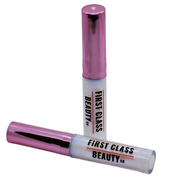 vegan latex-free eyelash glue by first class beauty co