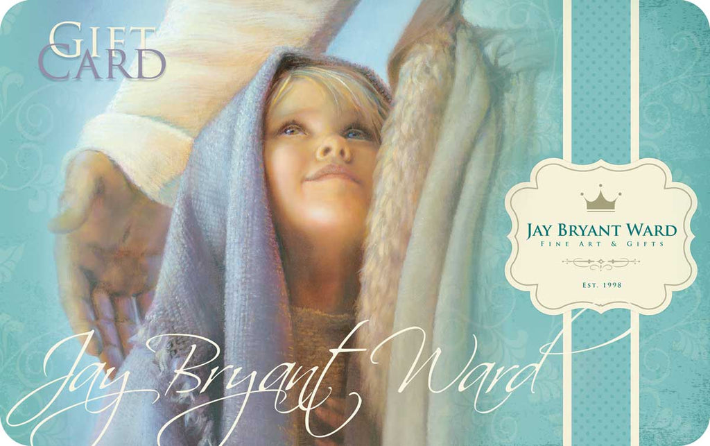 Gift Card - Jay Bryant Ward Fine Art & Gifts