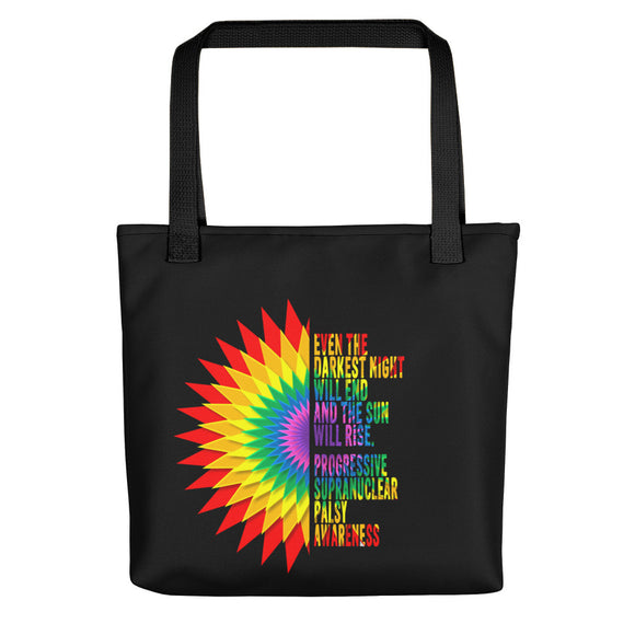 PSP Progressive Supranuclear Palsy awareness Tote bag Durable