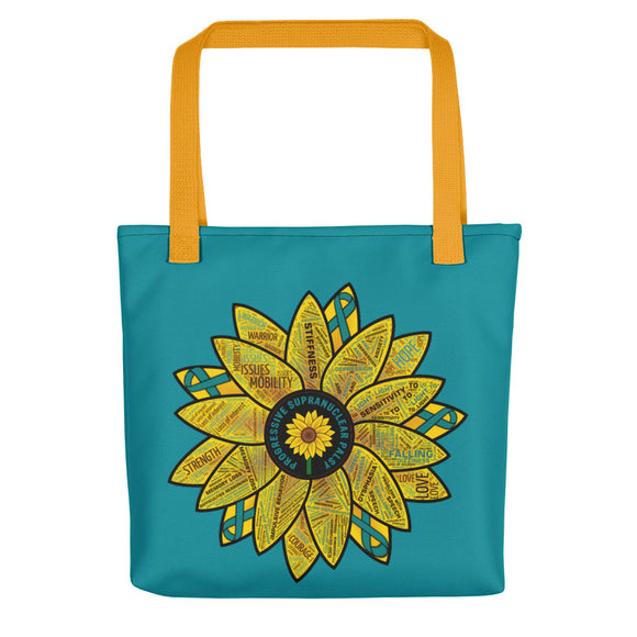Progressive Supranuclear Palsy Awareness Tote Bag
