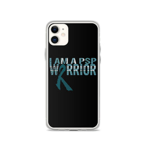 PSP I am a PSP Warrior iPhone Case