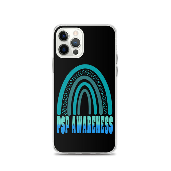PSP Rainbow Awareness iPhone Case