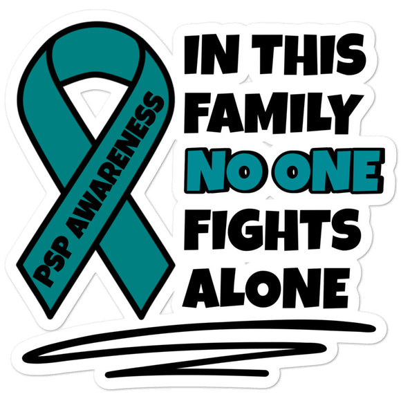 Progressive Supranuclear Palsy Awareness Decal