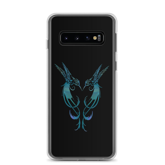 PSP Two Hummingbirds Samsung Case