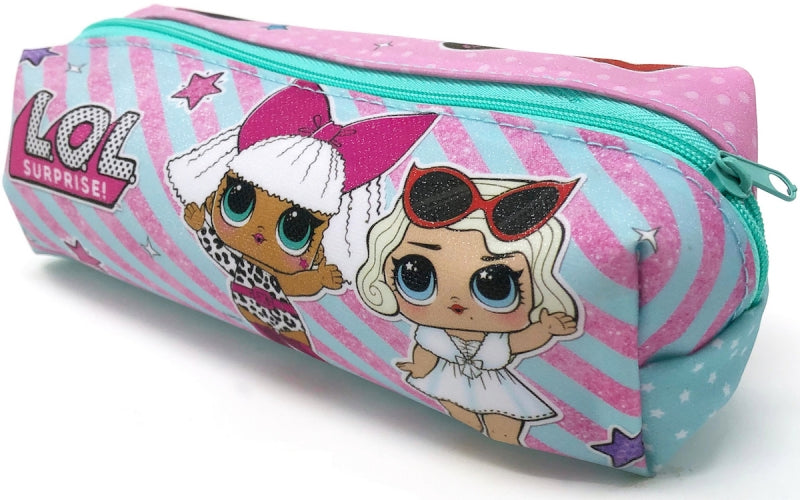 PVC Rectangular Pencil Case ~ LOL Surprise Dolls