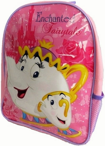 Junior Backpack 'Beauty & The Beast' ~ Disney Princess