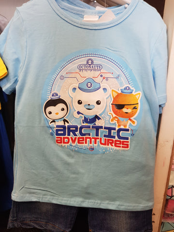 OCTONAUTS 2 Piece Outfit