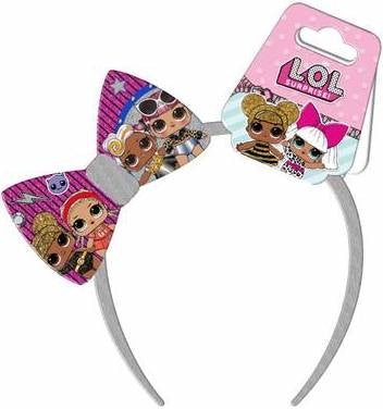 LOL SURPRISE 3D Hair Bow Headband
