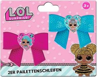 LOL SURPRISE 5cm Bow With Doll Icon - 2 Pack