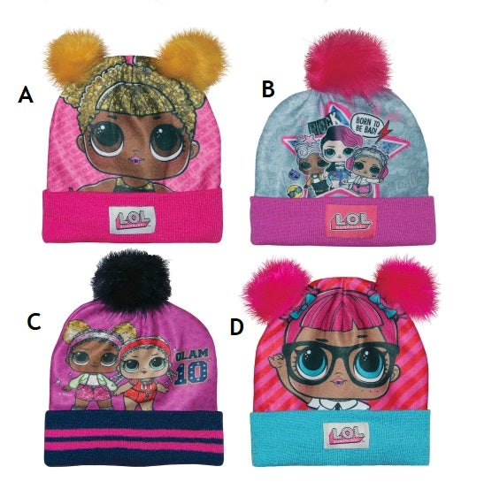 Beanie ~ LOL Surprise Dolls