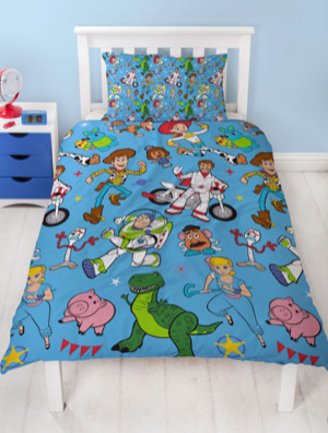 Single Bed Doona Cover Set 'Rescue' ~ Toy Story - PRE ORDER
