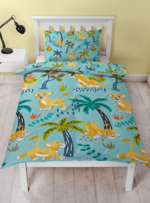 Single Bed Doona Cover Set 'Hakuna' ~ The Lion King