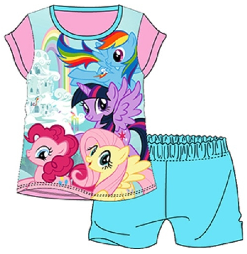 Summer PJ's Inspired By My Little Pony