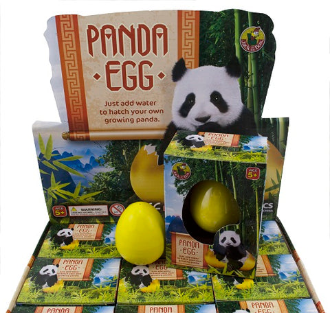 Growing Pet Egg ~ Panda