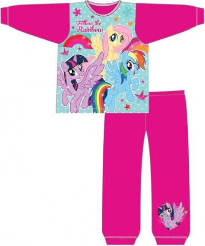 Long Cotton PJ's ~ My Little Pony