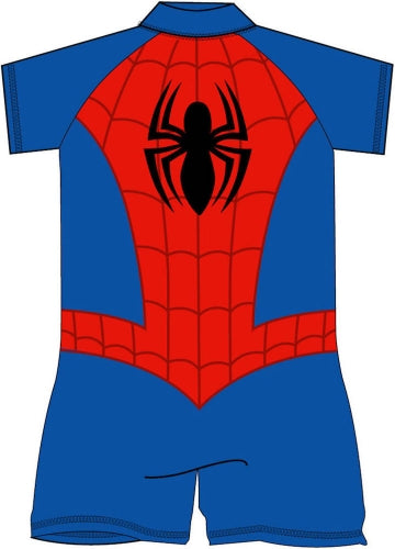 MARVEL 'Spiderman' Sun Safe UV Protection Swimmers
