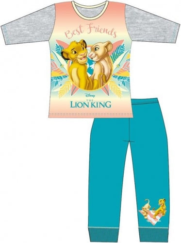 Long Cotton PJ's 'Girls' ~ The Lion King