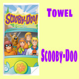 Towel 'Team' ~ Scooby Doo