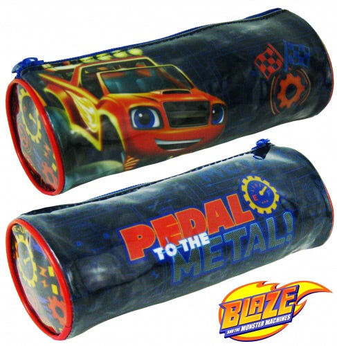 Pencil Case 'Barrel' ~ Blaze & The Monster Trucks