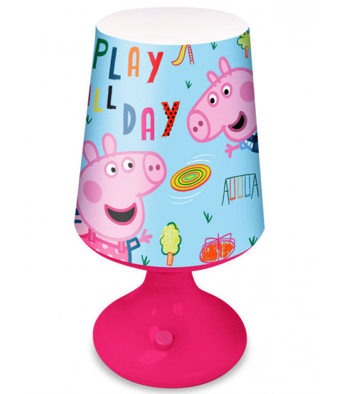 Mini Table Lamp ~ Peppa Pig