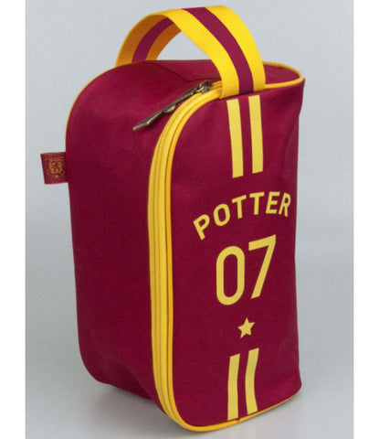 Toiletries Bag 'Quidditch' ~ Harry Potter