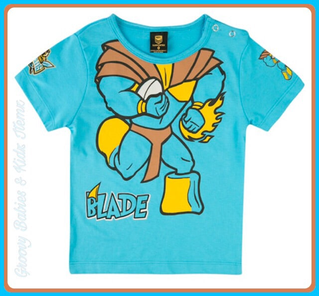 NRL 'Titans' Kids Shirt