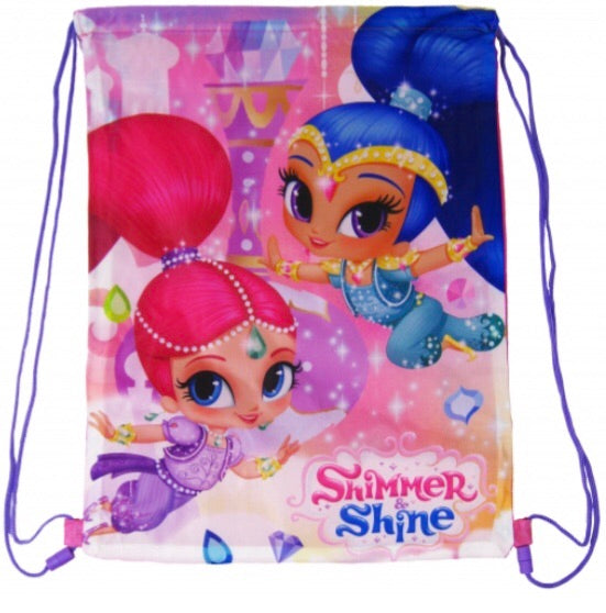 Library / Swim Bag ~ Shimmer & Shine