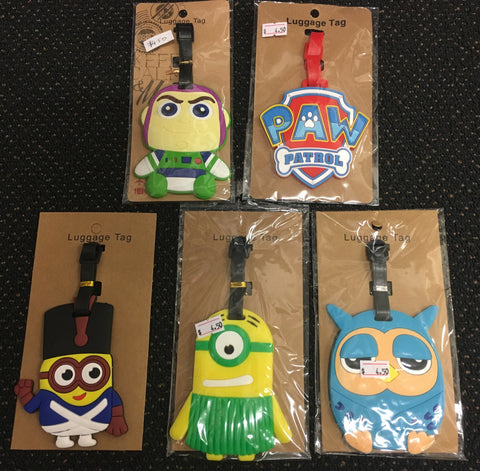 Bag Tag ~ Boys - SALE