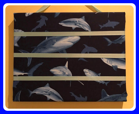 Hair Clips Hanging Display ~ Shark
