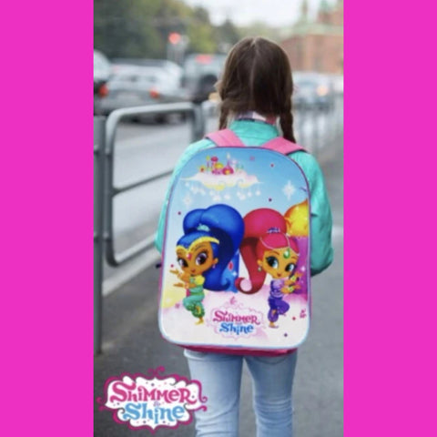 Backpack ~ Shimmer & Shine