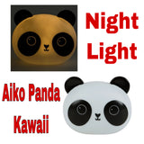 AIKO PANDA Kawaii Night Light