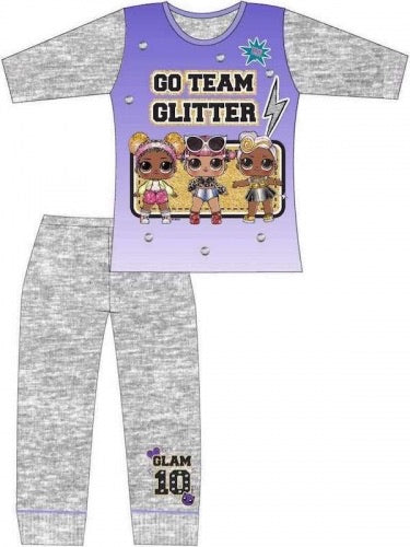 Long Cotton PJ's 'Glitter' ~ LOL Surprise Dolls