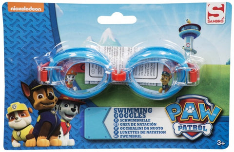 Swimming Goggles 'Boys' ~ Paw Patrol