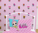LOL SURPRISE DOLLS 'Friends' Premium Vinyl Wallpaper - PRE ORDER