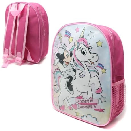 Junior Backpack ~ Minnie Mouse