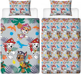 Single Bed Rotary Single Doona Cover Set 'Dino' ~ Paw Patrol