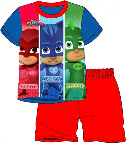 Summer Pj's 'Group' ~ PJ Masks