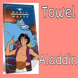 Towel 'Magic Maker' ~ Aladdin