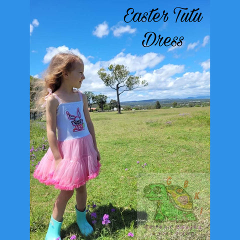 Tutu Dress ~ Easter Or Duck
