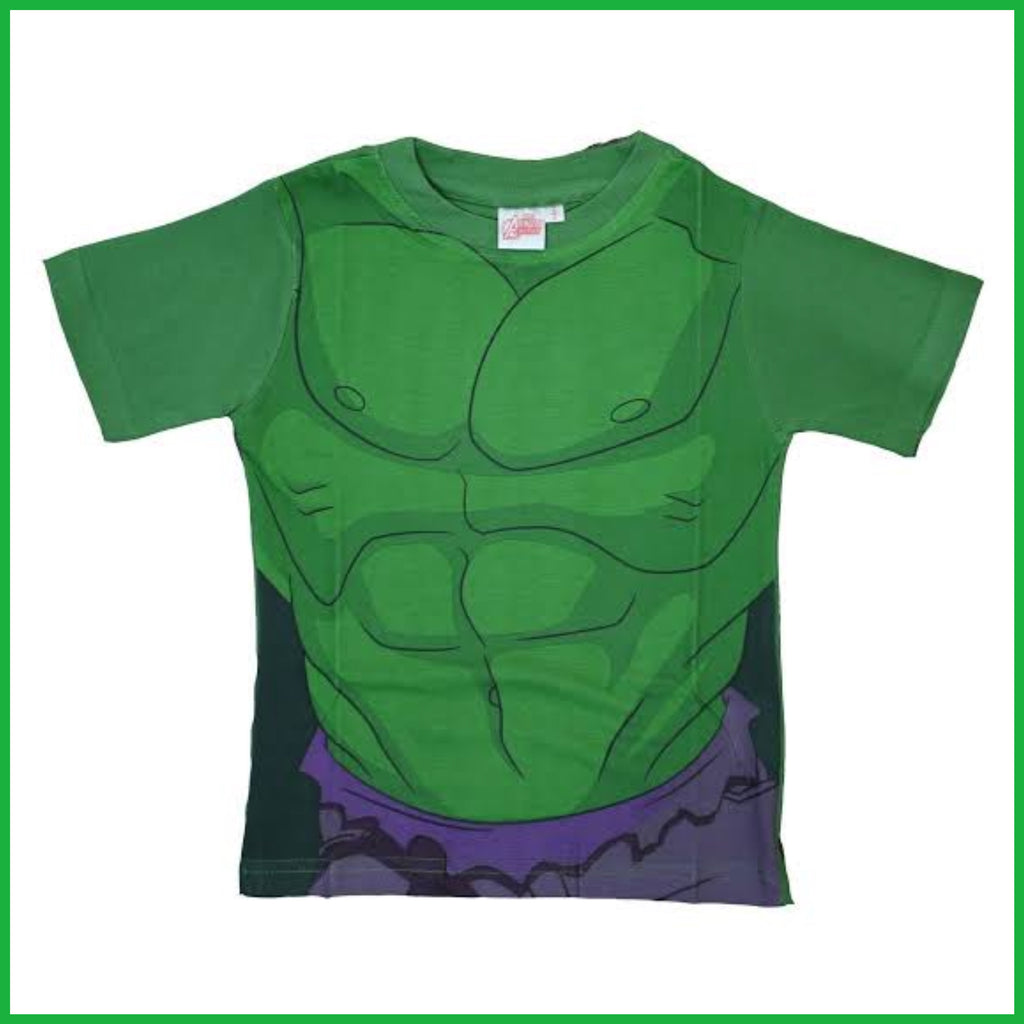 Kids Shirt 'Hulk' ~ Avengers Assemble