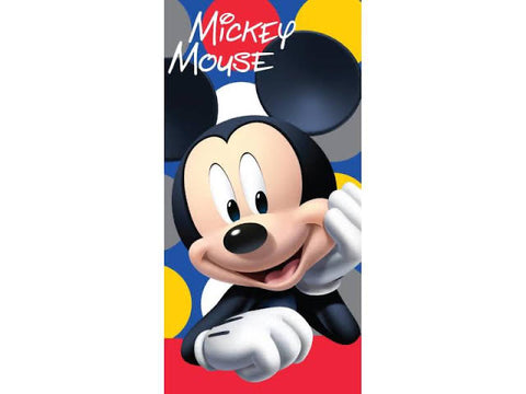 Towel 'Dots' ~ Mickey Mouse