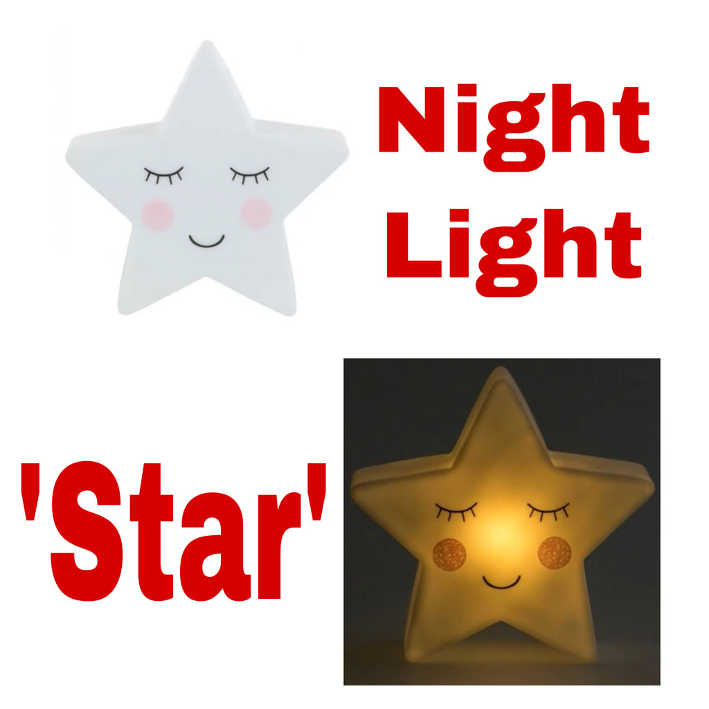 STAR 'Sweet Dreams'Night Light
