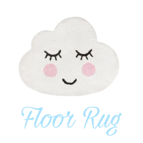 Floor Rug 'Cloud' ~ Sweet Dreams - SALE
