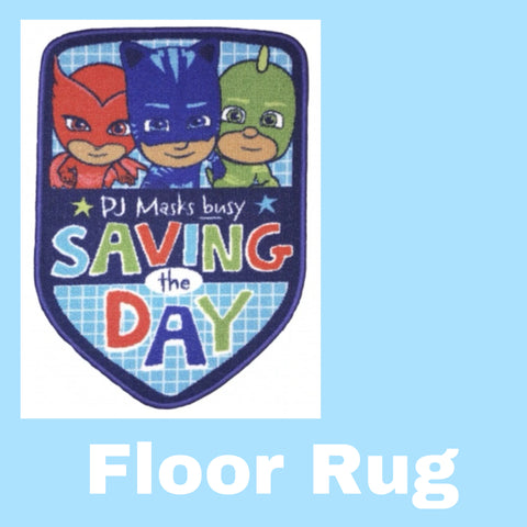 Floor Rug 'Saving The Day' ~ PJ Masks - SALE