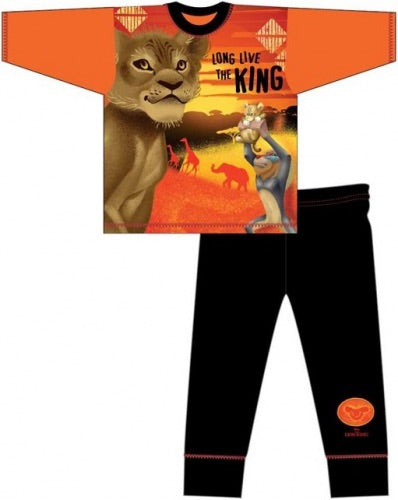 Long Cotton PJ's 'Boys' ~ The Lion King - SALE