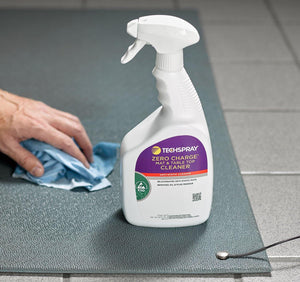 Zero Charge Mat & Table Top Cleaner (Spray Bottle)