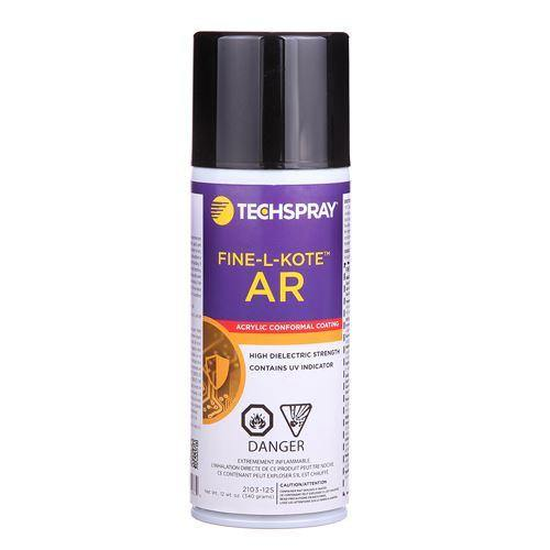 Techspray Fine-L-Kote AR Conformal Coating 2103-12S 12 Oz (355ml) Aerosol